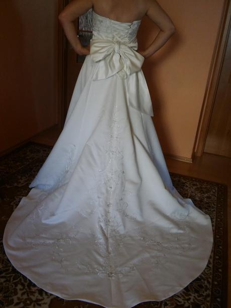 Svadobné šaty veľ., 42
