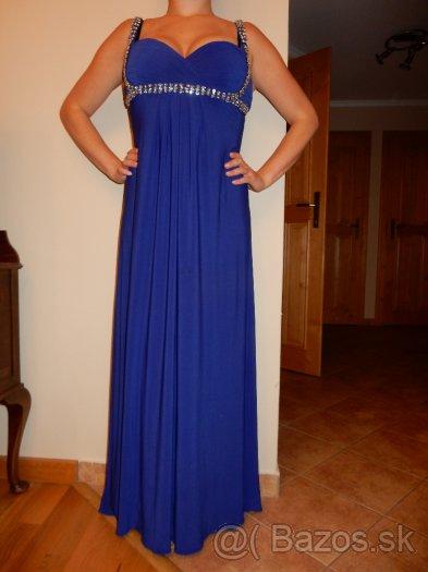 šaty so swarovskými kryštálmi , M