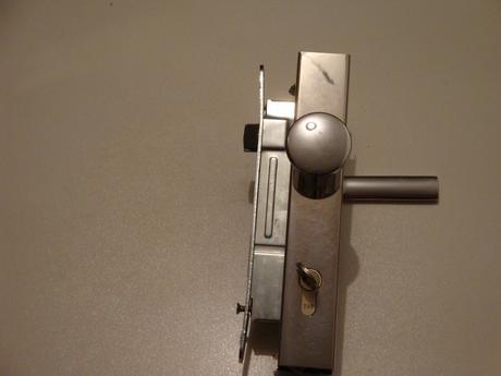 Bezpečnostný zámok s guľou,