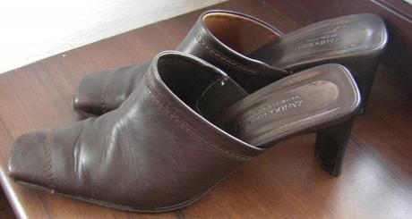 italské kožené boty Zandonella, velikost 37, 37