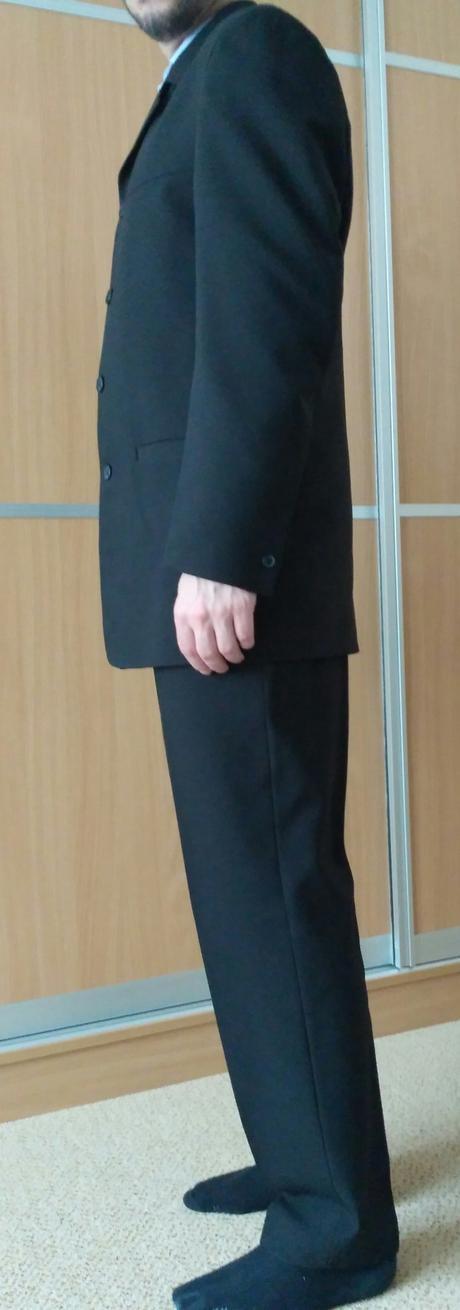 Pánský oblek Flavio Ponti, 50