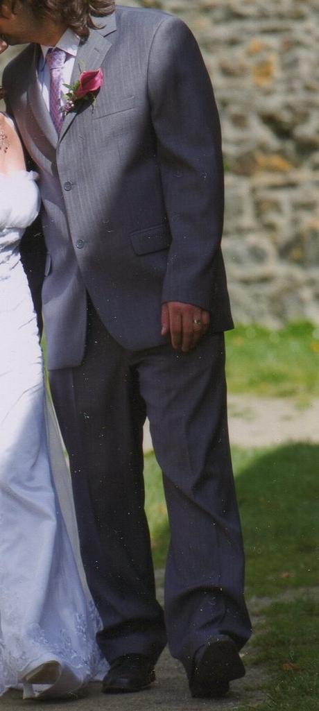 Pánský oblek Galant, 54