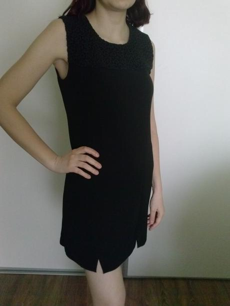 Kostýmové šaty - veľkosť, 38
