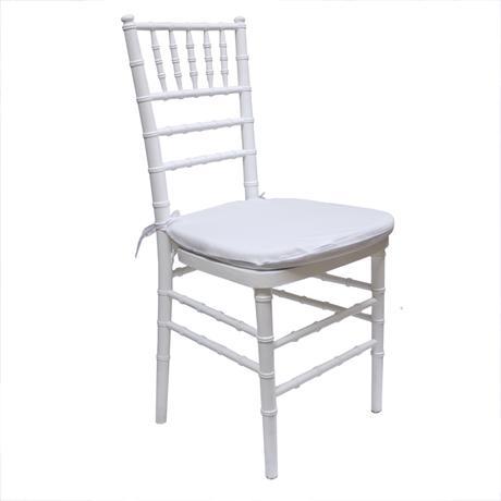 Chiavari stoličky - prenájom,