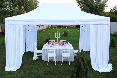 Svadobná výzdoba, organizácia svadieb H&I dekor,
