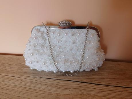 Svadobná kabelka ,