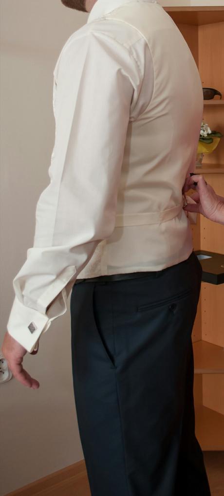 Pánska vesta, 48