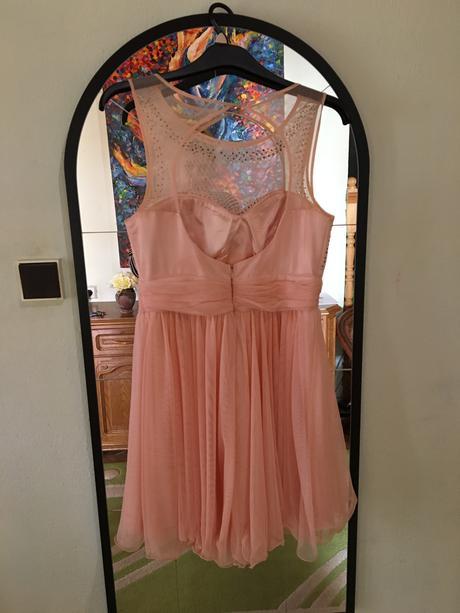Lososové šaty, 38