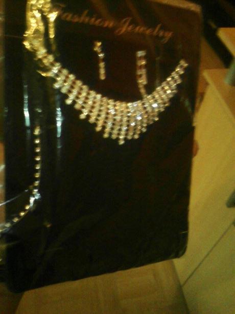 náhrdelník, náramek,