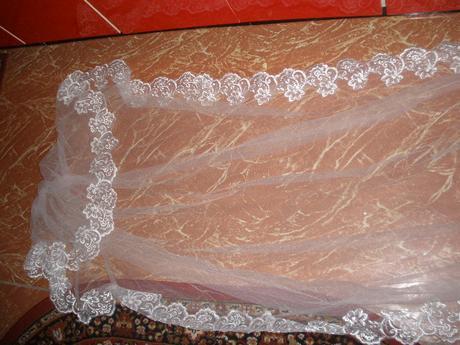 španielsky zavoj s perličkami 3m,