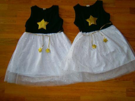 2ks šaty , 140