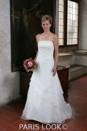 Prodej - Svatební šaty zn. Pronuptia, 40, Mesage, 40