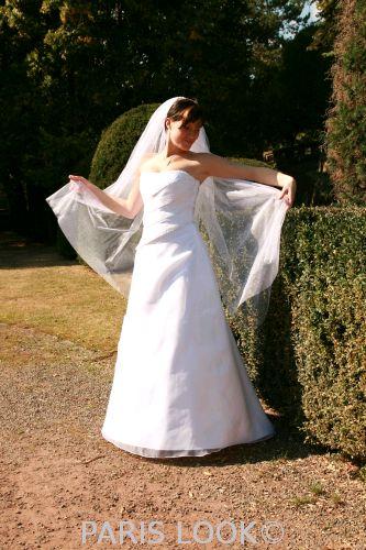 Prodej-Svatební šaty zn.Pronuptia, Liseene, vel.38, 38
