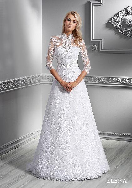 Svatební šaty Elena, 42