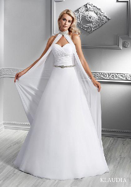 Svatební šaty Klaudie, 40