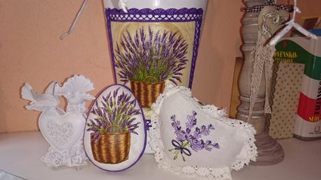 Vintage dekorácie ,
