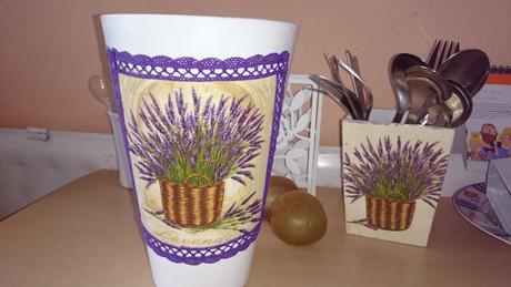 Vintage väčšia vaza,