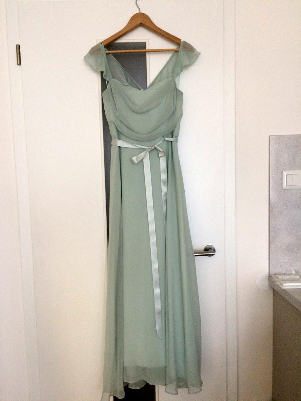 Šaty pro družičku svědkyni - zn. debut (debenhams) 82bc127f91