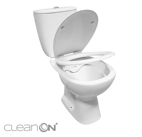 Čistota toalety je základ. Kombi arteco,