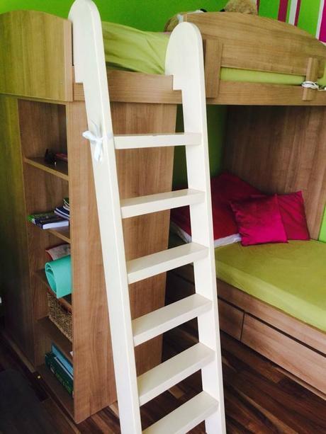 poschodova postel na mieru,