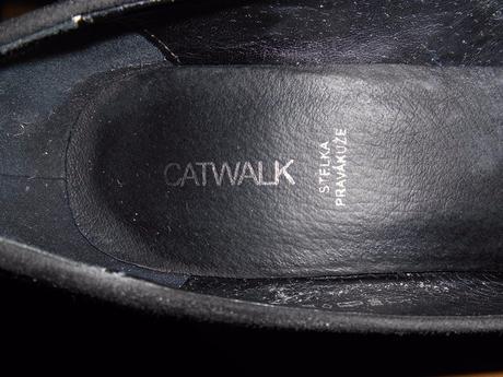 Topánky na platforme, 37