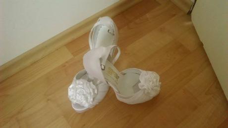 Svatební obuv Graf, 36
