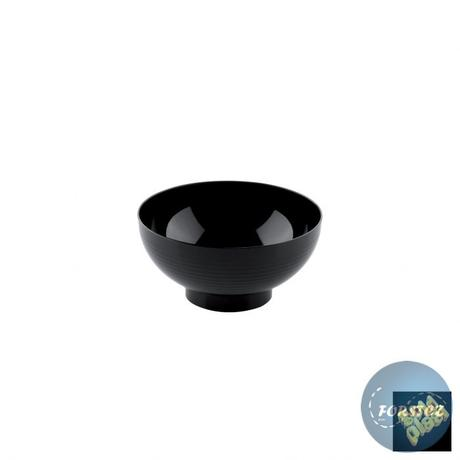 Fingerfood miska MINI BOWL - 60 ml černá,