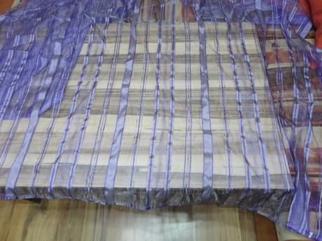 záclona 1,44 x 2, 30 m,