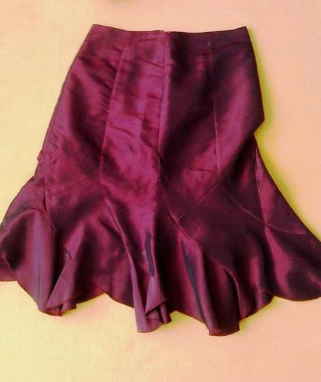Štýlová sukňa, 38