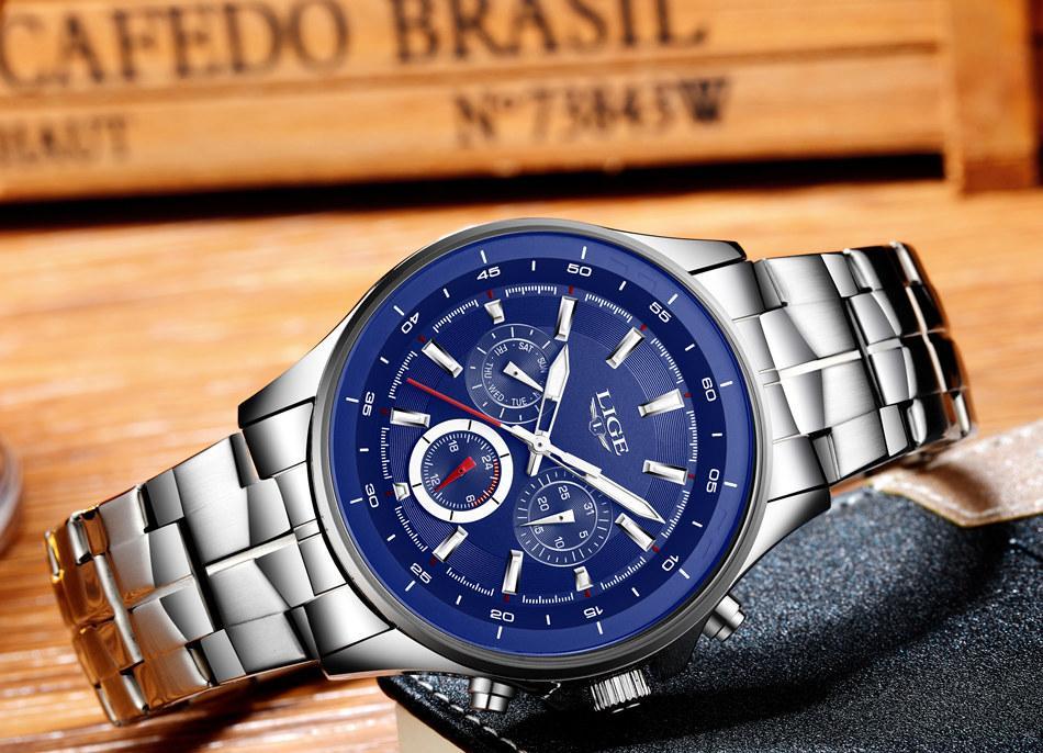 e1ceb1c24 Pánske elegantné hodinky lige, - 25 € | Svadobný bazár | Mojasvadba.sk