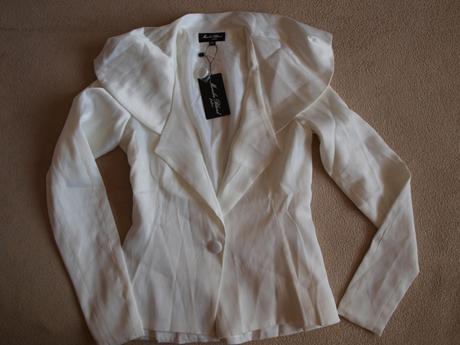 Biele sačko, 34