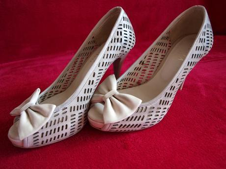 bledé dierkované lodičky - olivia shoes, 39