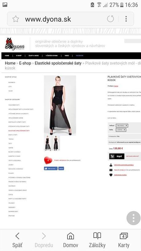 extravagantne šaty, 34