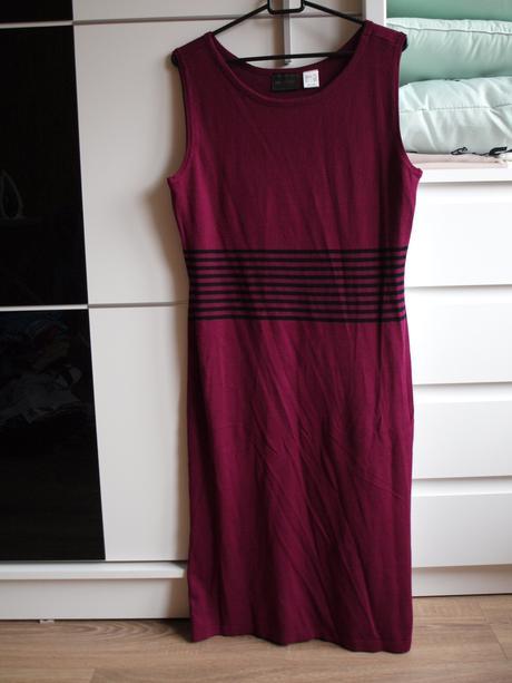 šaty+svetrik, 40