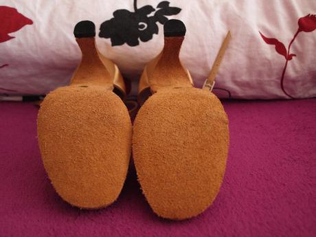 tanečné topánky, 36