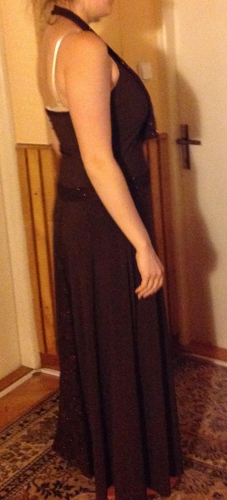 Plesové šaty vel. l 2eb8b2518d