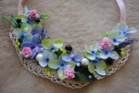 handmade náhrdelník,