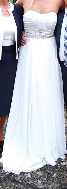 Svadobné šaty antického štýlu aj pre tehuľky 38-42 d73ae87e7e4