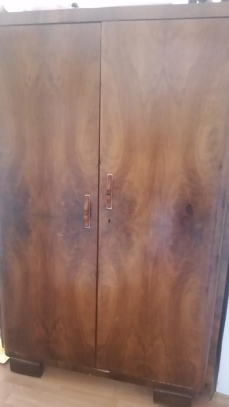 Retro skriňa originál, pravé drevo,
