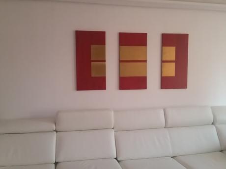 Trilógia vzácnych obrazov, moderné umenie,