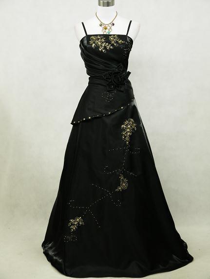nové spoločenské šaty čierno-zlaté - 48 -54 -xxxl 8d9860f2801