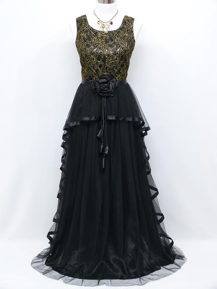 722462524e44 Spoločenské šaty čierne - 40-44