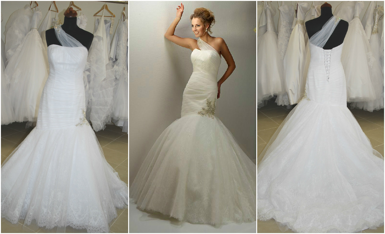 fcff93f84 Svadobné šaty diane legrand - model 13486, 38 - 200 € | Svadobné ...