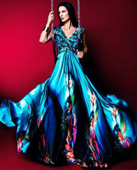 Spoločenské šaty zn. FAYAZI, 38
