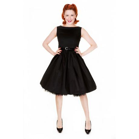 Spoločenské vintage šaty v štýle Audrey Hepburn, 42
