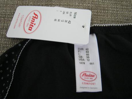 Nejen těhotenské kalhotky XL, zn. Anita Nice, XL