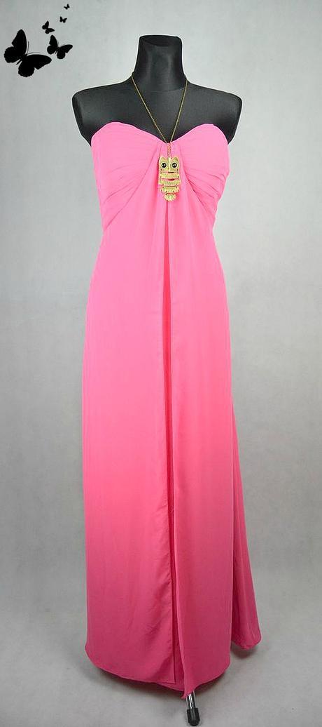 Dlouhé slavnostní šaty vel 48, 48