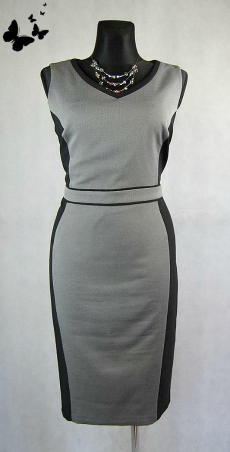 F&F šaty elegantní šaty vel 46, 46