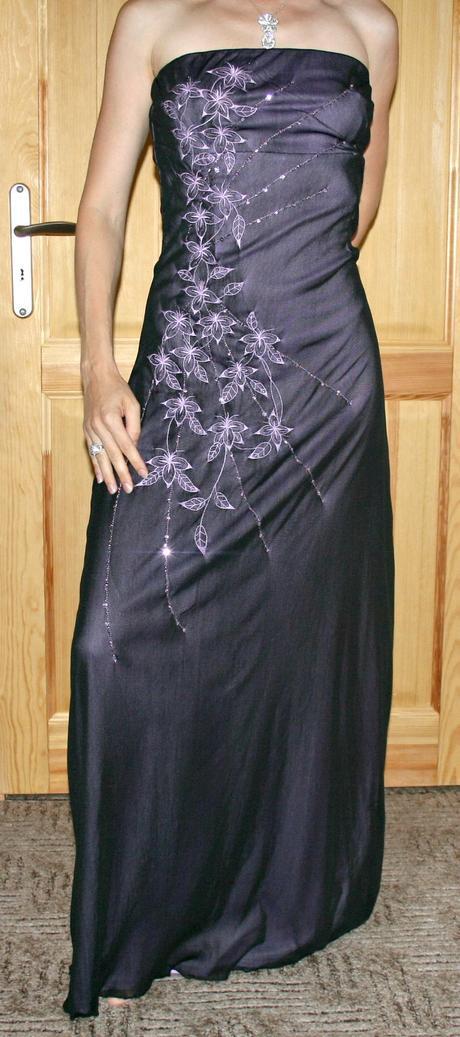 Jane Norman šaty s paprsky vel 42-44, 42