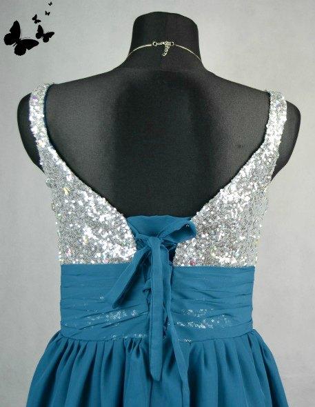 Koktejlové korzetové šaty vel 40, 40